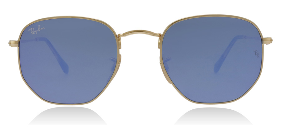 Ray-Ban RB3548N Gold 001-9O 51mm