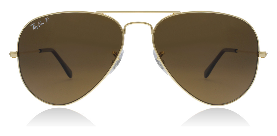 Ray-Ban RB3025 Arista 001/57 62mm Polarisiert
