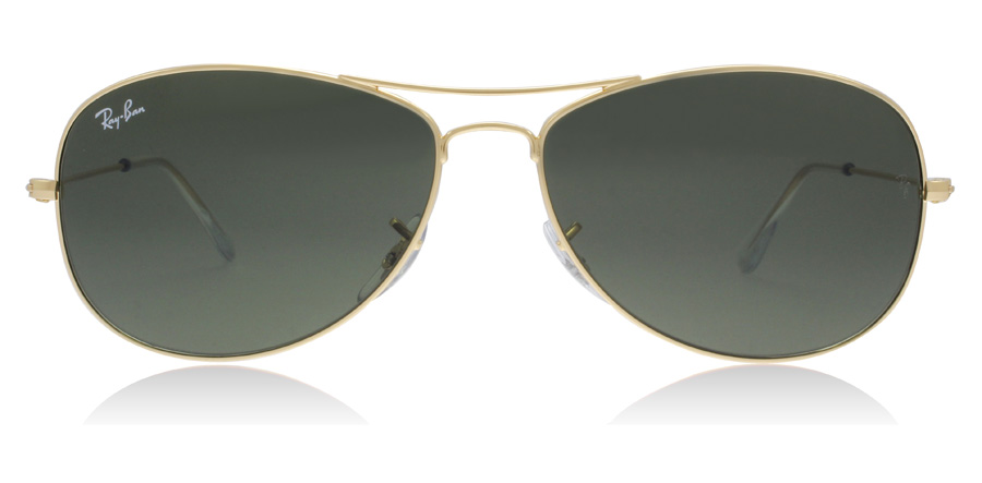 Ray-Ban RB3362 Cockpit Gold 001 56mm