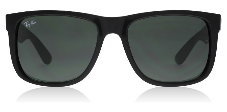 Ray-Ban Justin RB4165 Schwarz 601/71 55mm