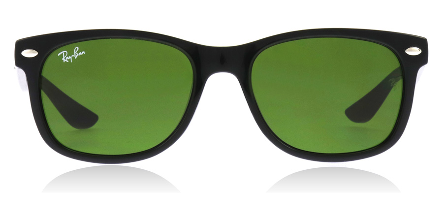Ray-Ban Junior RJ9052S Age 8-12 Years Schwarz 100/2 47mm