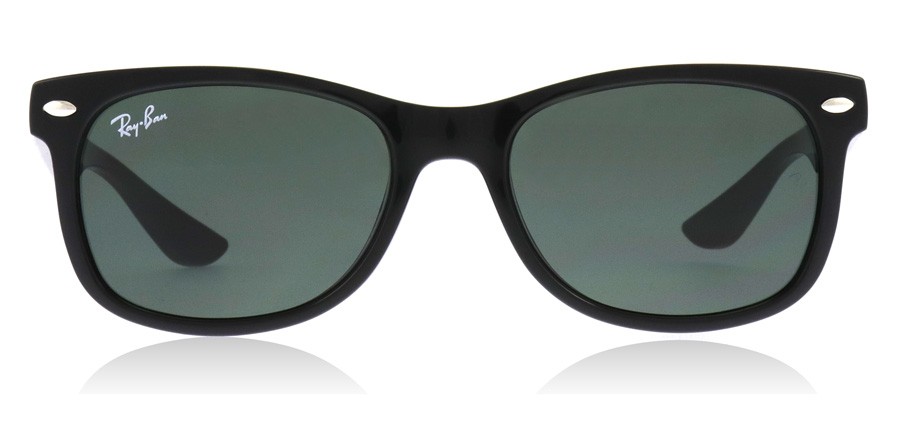 Ray-Ban Junior RJ9052S Age 8-12 Years Schwarz 100/71 47mm