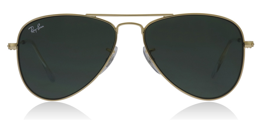 Ray-Ban Junior RJ9506S Age 4-8 Years Gold 223/71 50mm