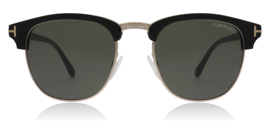 Tom Ford Henry 248 Schwarz 05n 51mm