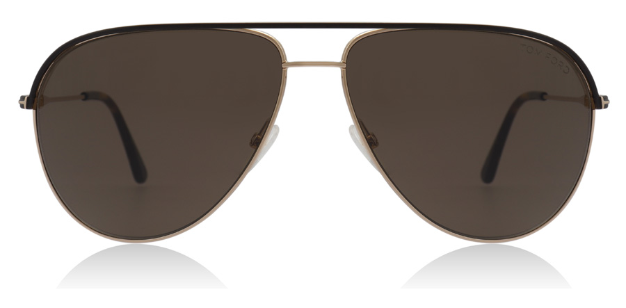 Tom Ford Erin 466 Gold / Braun 50J 61mm
