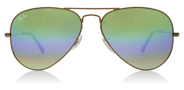 Ray-Ban RB3025 Metallische Bronze