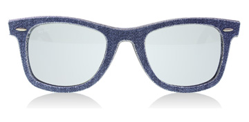 Ray-Ban RB2140 Jeans Blau