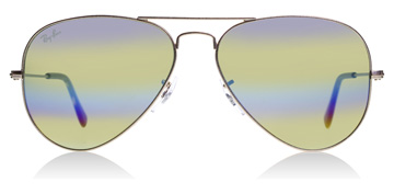 Ray-Ban RB3025 Helle Bronze metallisch
