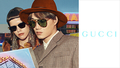 Gucci Sunglasses online at Sunglasses Shop