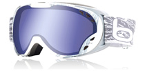 Bolle Goggles Duchess Duchess Weiß Silber Wings 20972 Small