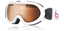 Bolle Goggles Nebula Weiß 20982 Small