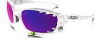 Oakley Racing Jacket Vented Tour De France Vented Weiß OO9171-26