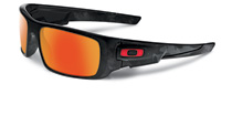 Oakley Crankshaft Shadow Camo Fire Iridium OO9239-11