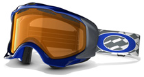 Oakley Goggles Twisted Spectrum Blau 57-872 Small