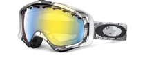 Oakley Goggles Crowbar-tanner Hall Tanner Hall High Grade Snow Camo 59-530