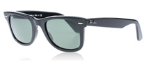 Ray-Ban 2140 Wayfarer Schwarz 901 50 mm (Medium)