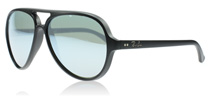 Ray-Ban CATS 5000 Schwarz 601S30