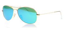 Ray-Ban 3362 Cockpit Gold 112/17