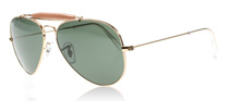 Ray-Ban Outdoorsman II Arista 001 Small (55mm)