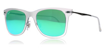 Ray-Ban 4210 Light Ray Klar 646/3R
