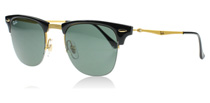 Ray-Ban 8056 Light Ray Schwarz & Gold 157/71