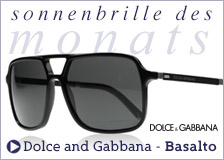 Dolce and Gabbana Basalto Collection - Sonnenbrille des Monats