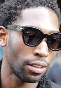 Tinie Tempah in Celine Sunglasses