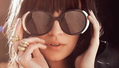 House of Harlow Designersonnenbrillen bei Sunglasses Shop